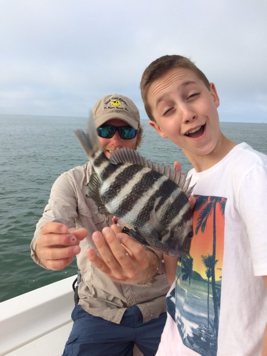 Kids Of All Ages Can Enjoy Fishing Near Fort Myers Beach